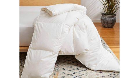 Brooklinen Lightweight Down Alternative All-Season Comforter