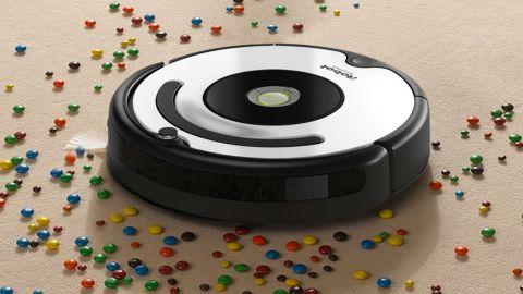 iRobot Roomba 670 Robotic Vacuum