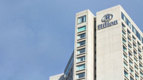 You can currently use the free weekend night certificates earned with the Hilton Surpass card on any day of the week.