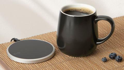 Ohom Kopi Mug & Warmer Set