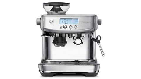 Breville Barista Pro Espresso Machine in Brushed Stainless Steel