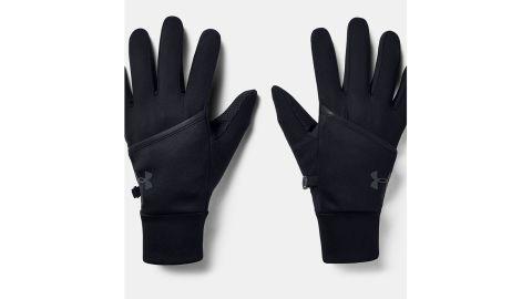 UA Men's Convertible Run Gloves
