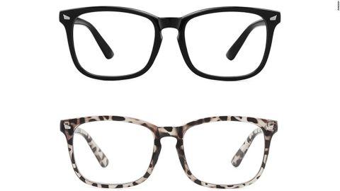 MeetSun Blue-Light-Blocking Glasses, 2-Pack