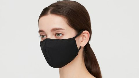 Uniqlo Airism Face Mask 3-Pack