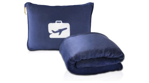 EverSnug Travel Blanket and Pillow