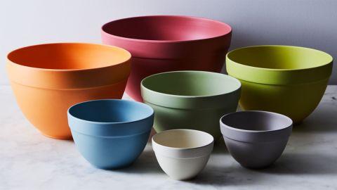 Bamboozle Bamboo 7-Piece Nesting Bowl Set