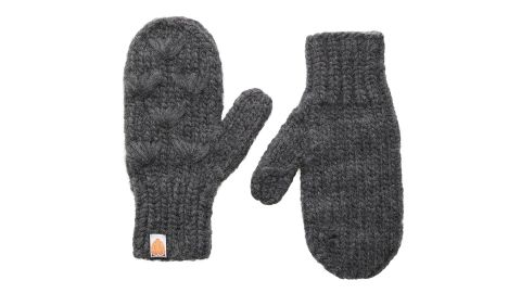 Sh_t That I Knit The Motley Merino Wool Mittens