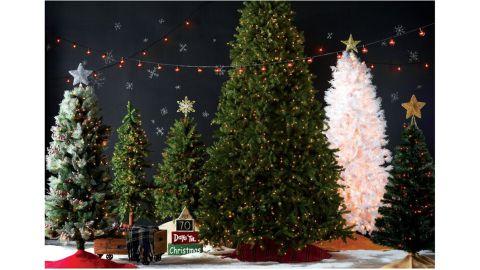 Beachcrest Home Dunhill Fir 10' Green Fir Artificial Christmas Tree