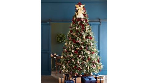 Balsam Hill BH Balsam Fir Premium 6.5' and 7.5' Artificial Christmas Tree