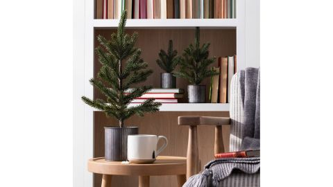 Hearth & Hand With Magnolia Faux Potted Pine Tree
