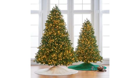 Frontgate Noble Fir Full-Profile Tree