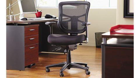 Alera Elusion Series Mesh Mid-Back Multifunction Chair