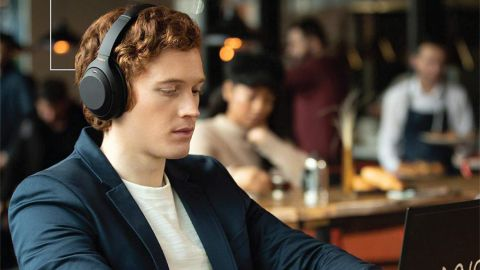 Sony WH-1000XM4 Over-Ear Wireless Headphones