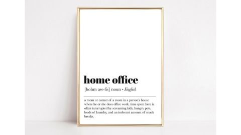 KikiAndNim Home Office Art