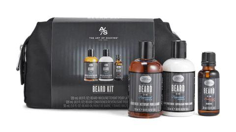 The Art of Shaving Beard Prep Grooming Kit