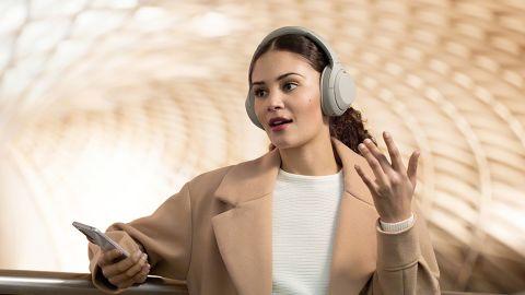 Sony WH-1000XM4 Over-Ear Noise Canceling Headphones