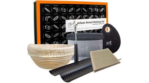 The French Pantry Bread Baking Kit Gift Set