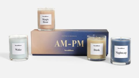AM to PM Candle Set