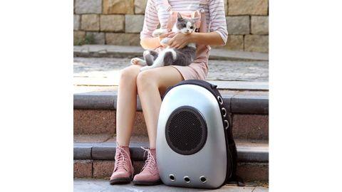 Lemonda Cat Bubble Backpack