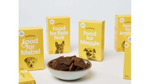 Custom Mini Cereal Boxes of Food