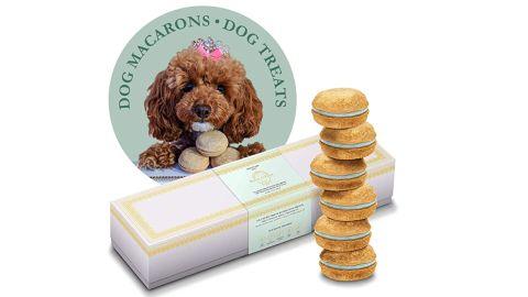 Bonne et Filou Dog Macarons