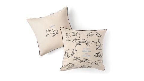 """Reserved"" Pet Pillow"