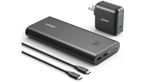Anker PowerCore+ 26800mAh PD 45W with 60-Watt PD Charger