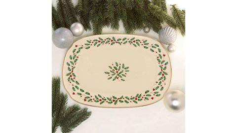 Lenox Holiday 15-Inch Oblong Serving Platter