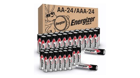 Energizer Max AA + AAA Batteries Combo Pack