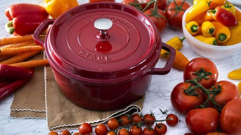 Staub, Zwilling and Henckels cookware and cutlery