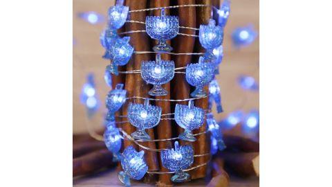 Impress Life Store Hanukkah String Lights
