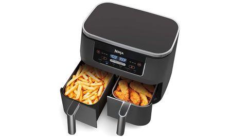 Ninja Foodi 8-Quart 2-Basket Air Fryer