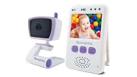 Moonybaby Baby Monitor