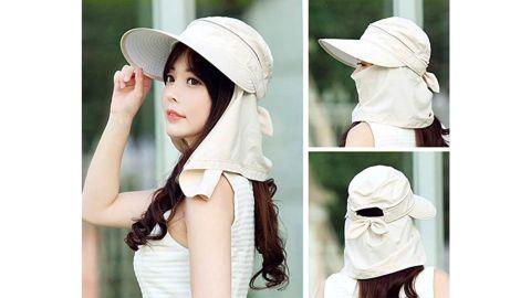 Outdoor UPF 50+ UV Sun Protection Waterproof Sun Hat