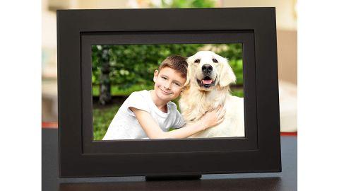 Brookstone PhotoShare Smart Digital Picture Frame