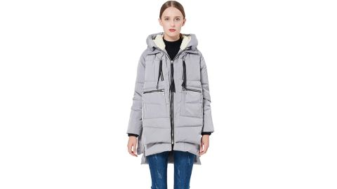 Orolay Women's Thickened Down Winter Coat
