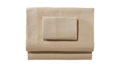 L.L. Bean Ultrasoft Comfort Flannel Sheet Set