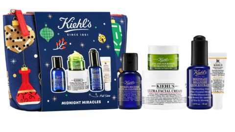 Kiehl's Midnight Miracles Set