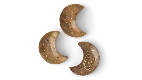 Wooden Zodiac Constellation Jewelry Dish