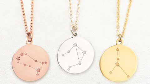 CustomBrites Zodiac Necklace