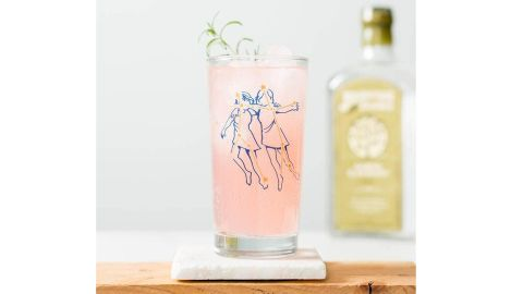 Vital Zodiac Constellation Glassware Set