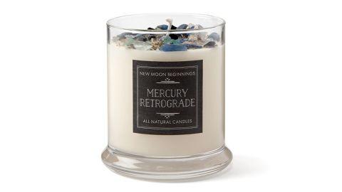 Mercury Retrograde Protection Candle