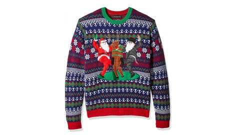 Blizzard Bay Holiday Squad Ugly Christmas Sweater