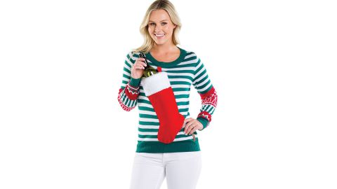 Tipsy Elves Stocking Stuffer Ugly Christmas Sweater