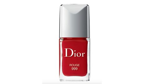 Dior Vernis Gel Shine & Long Wear Nail Lacquer in Rouge 999