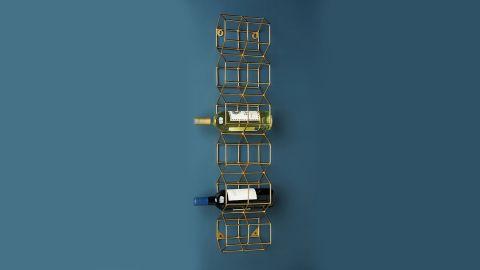 Thea Wall-Mounted Wine Rack