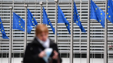 The European Union has struggled with issues such as coronavirus and Brexit in 2020
