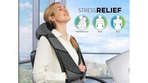 Resteck Massager for Back and Neck