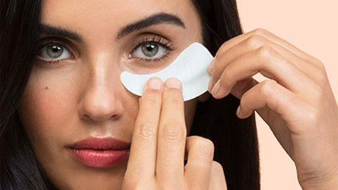 Klorane Smoothing and Relaxing Eye Masks