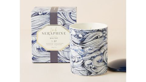 L'or de Seraphine Ceramic Candle in Whitby